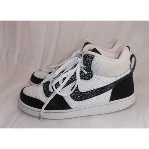 Nike Court BOROUGH youth high TOP Shoes